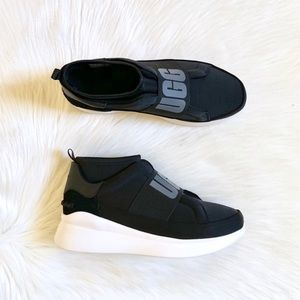 UGG Neutra Black Sneakers